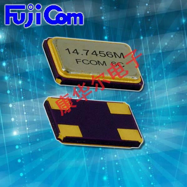 富士晶振,贴片石英晶振,FSX-4M晶振