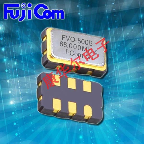 富士晶振,有源晶振,FVP-500晶振