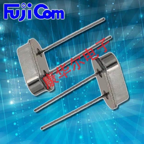 富士晶振,插件石英晶振,HC-49/US晶振
