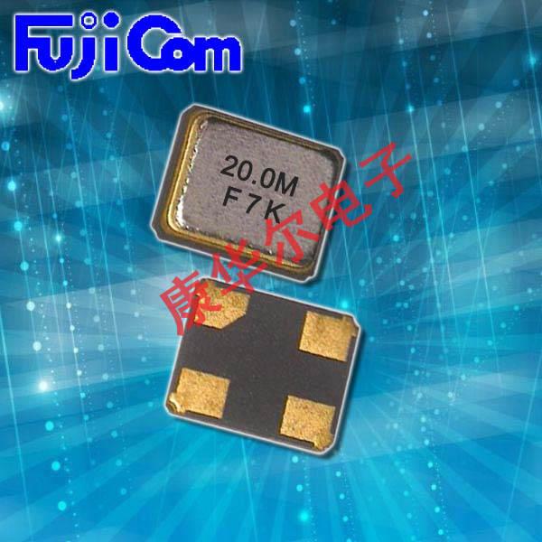 富士晶振,有源晶振,FSX-2MS晶振