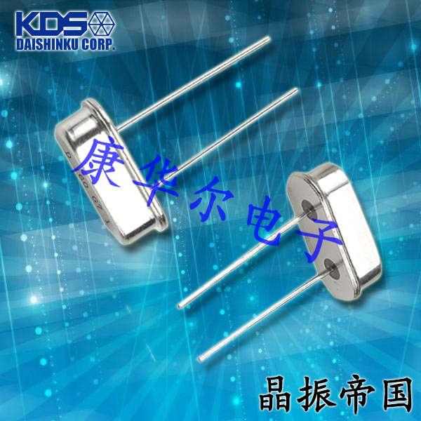 KDS晶振,插件晶振,AT-49晶振