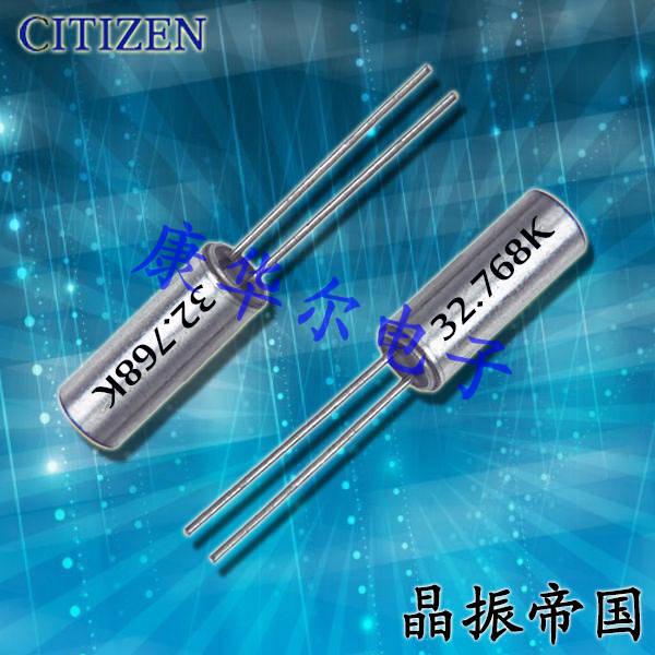 CITIZEN晶振,32.768K晶振,CFS-145晶振