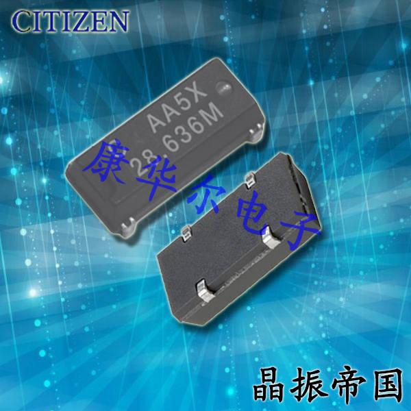 CITIZEN晶振,压电石英晶体,CM200C晶振,CM250C晶振