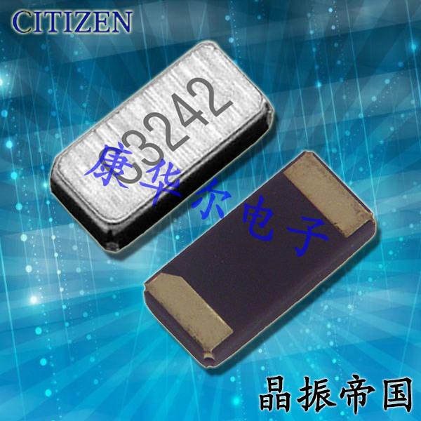 CITIZEN晶振,32.768K晶振,CM315E晶振,CM315E32768DZCT晶振
