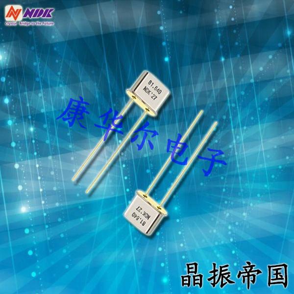 NDK晶振,DIP晶振,NR-2C晶振,NR-2B晶振