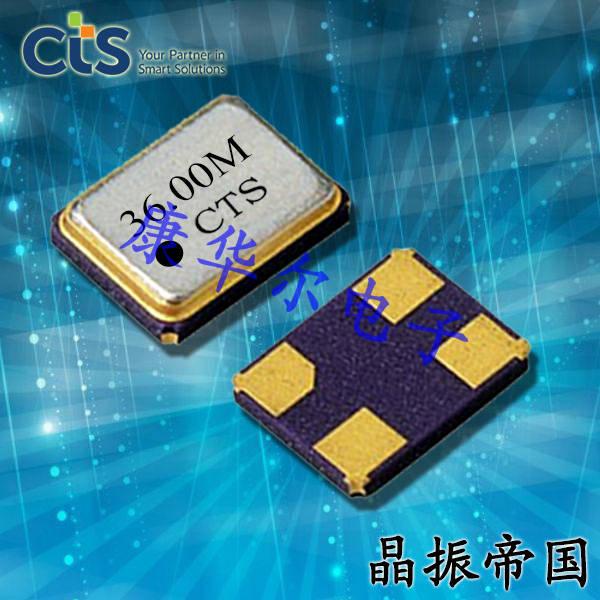 CTS晶振,SMD晶振,416晶振,416F26022CKR晶振
