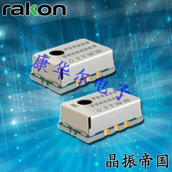 瑞康晶振,石英晶体谐振器,RTF2012晶振