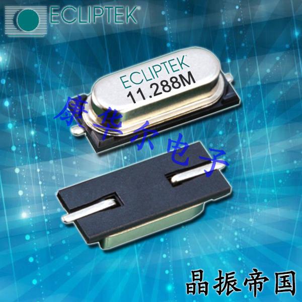 ECLIPTEK晶振,石英晶体,E1SAA18-25.000M TR晶振