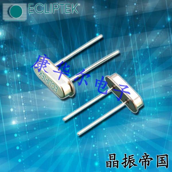 ECLIPTEK晶振,DIP晶振,E1UAA12-24.000M晶振