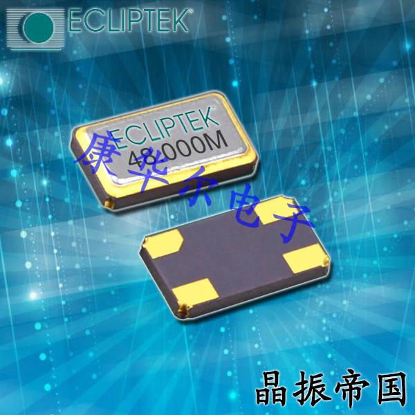 ECLIPTEK晶振,石英晶体谐振器,EA3560HA12-16.000M晶振