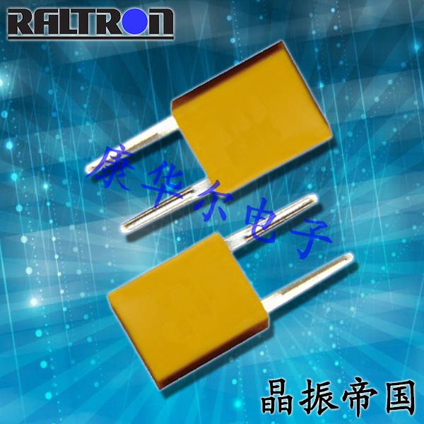 Raltron晶振,陶瓷谐振器,POE-A晶振,POE-B晶振