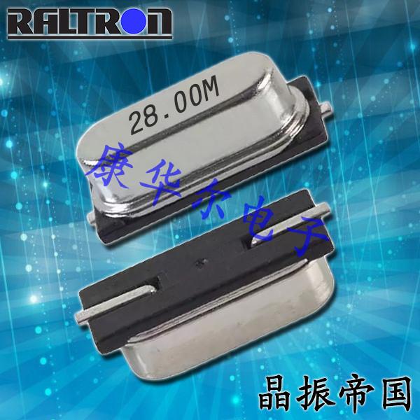 Raltron晶振,石英晶振,AS-SMD晶振