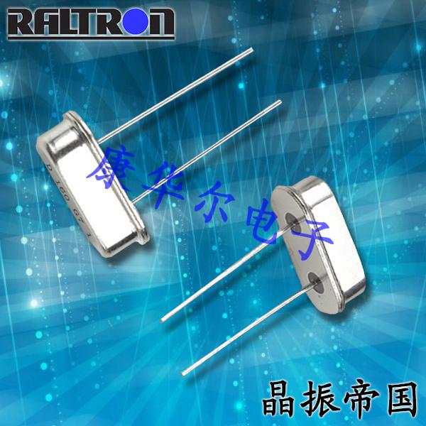 Raltron晶振,插件石英晶振,AS(HC-49/S)晶振