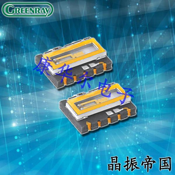 Greenray晶振,TCXO晶振,T70晶振