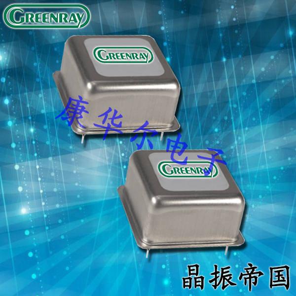 Greenray晶振,石英晶体振荡器,T1170/1171晶振