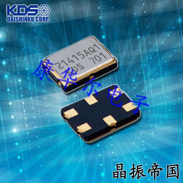 KDS晶振,声表面滤波器,DSF753SDF滤波器