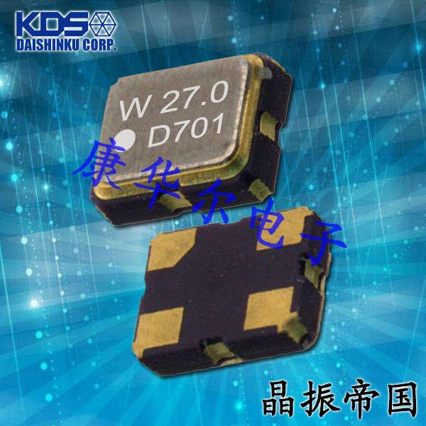 KDS晶振,石英晶振,DSO321SW晶振
