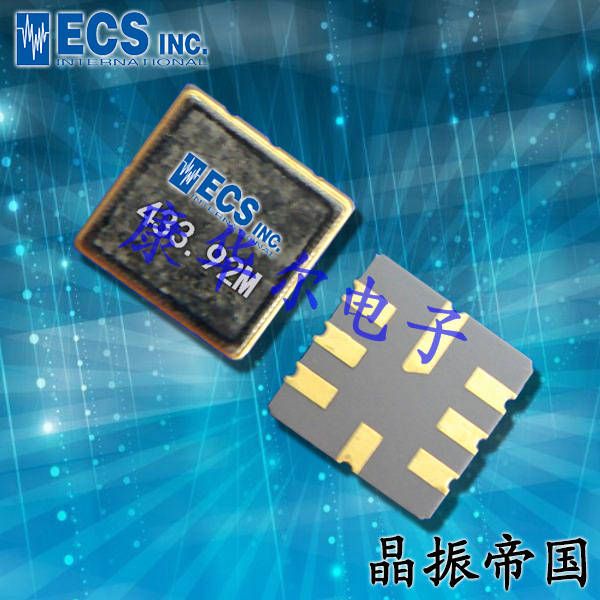 ECS晶振,SAW滤波器,ECS-38SMF滤波器