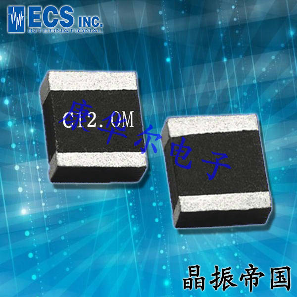ECS晶振,陶瓷谐振器,ECS-CR2-B晶振
