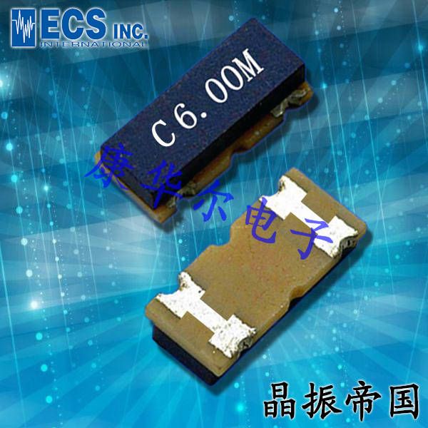 ECS晶振,陶瓷晶振,ECS-SR1-A晶振