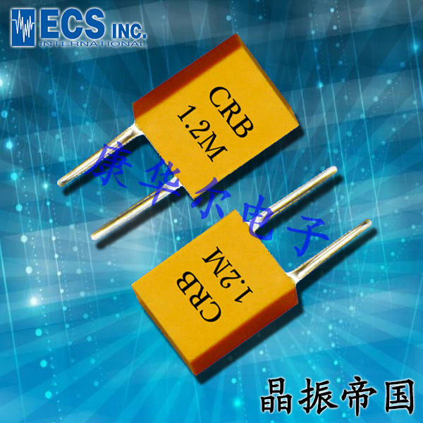 ECS晶振,压电陶瓷谐振器,ZTB晶振