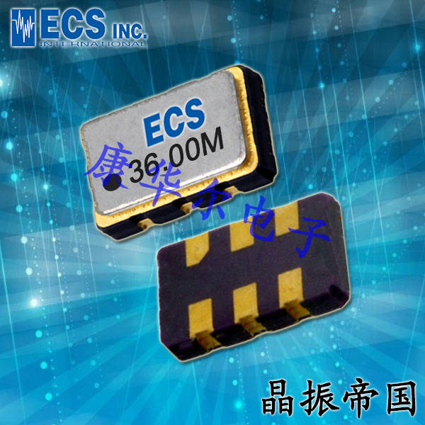 ECS晶振,VCXO晶振,ECXV-P晶振