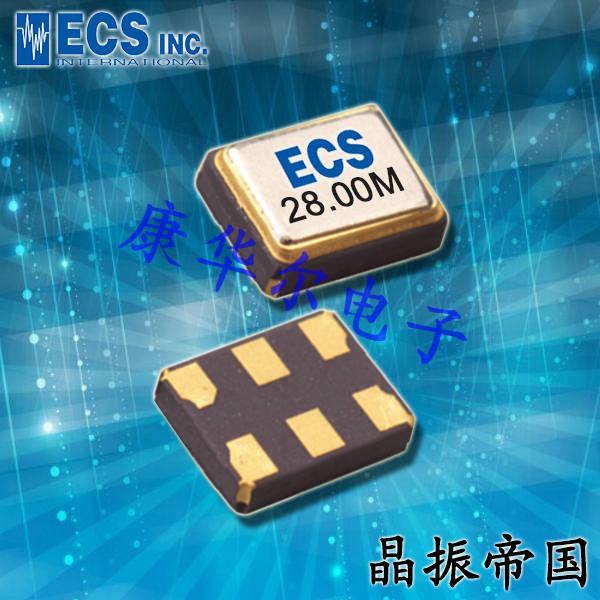 ECS晶振,贴片晶振,ECXV-L晶振