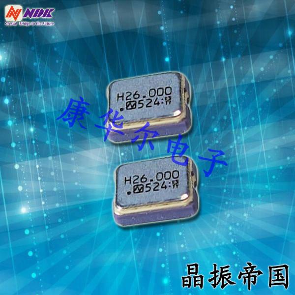 NDK晶振,3225晶振,NZ3225SH晶振