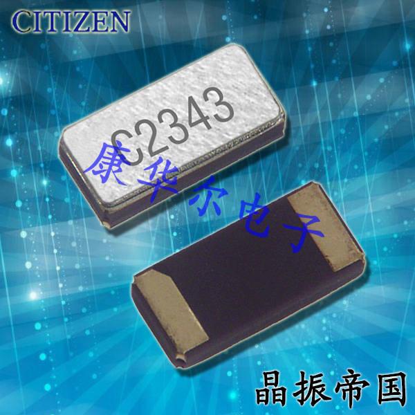 CITIZEN晶振,贴片晶振,CM415晶振,CM41532768EZFT晶振