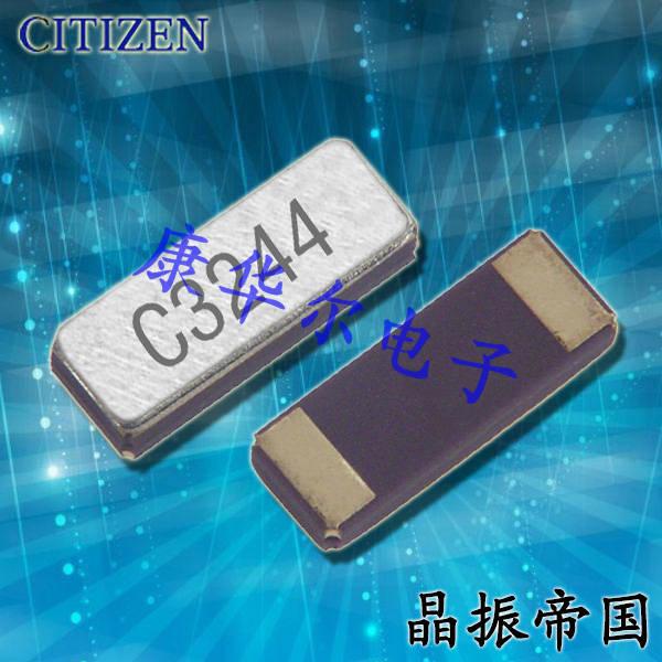 CITIZEN晶振,贴片晶振,CM519晶振,CM51932768DZFT晶振
