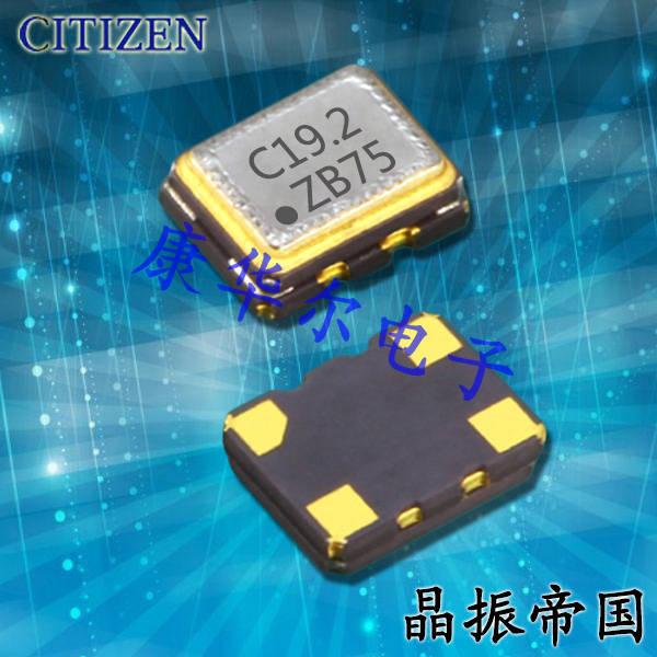 CITIZEN晶振,OSC晶振,CSX-252F晶振