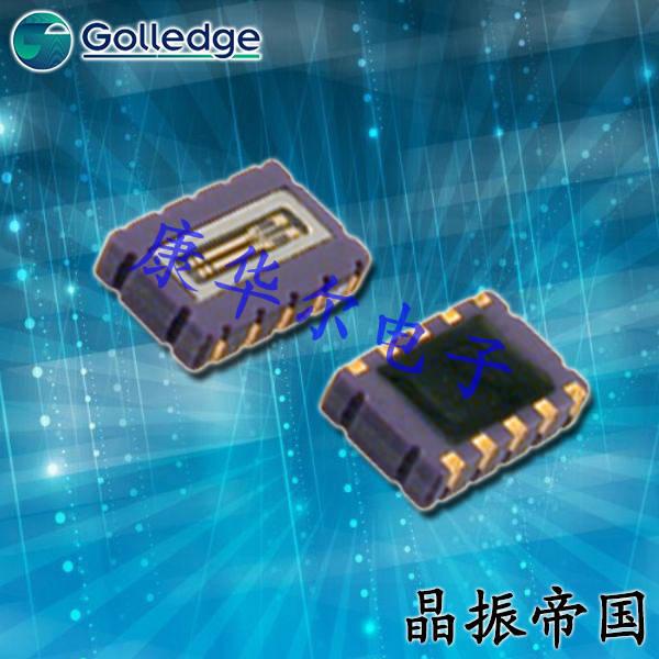 Golledge晶振,有源晶振,RV2123C2晶振