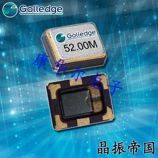 Golledge晶振,贴片晶振,GTXO-203晶振
