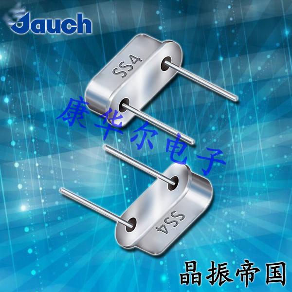 Jauch晶振,插件石英晶体,SS2晶振