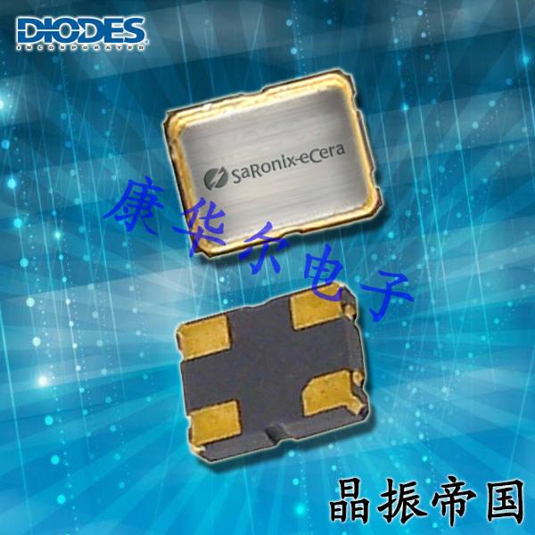 百利通亚陶晶振,有源晶振,FK晶振,FK1330001Z晶振