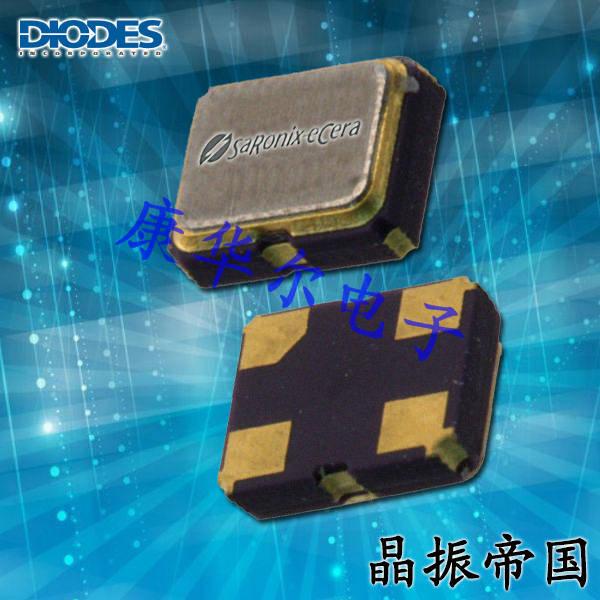 百利通亚陶晶振,有源晶振,HX201晶振,HX2513F0026.000000晶振