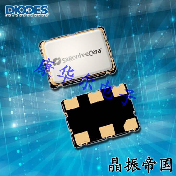 百利通亚陶晶振,有源晶振,SQPCIE100晶振,SPA000001晶振