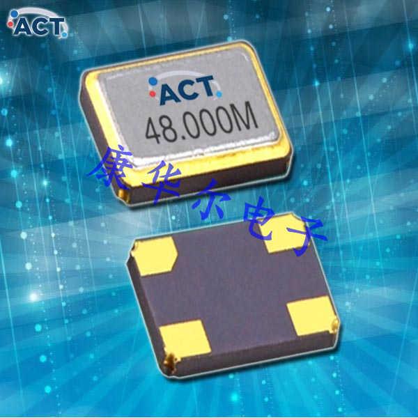 ACT晶振,SMD晶振,TCSW53低电压振荡器