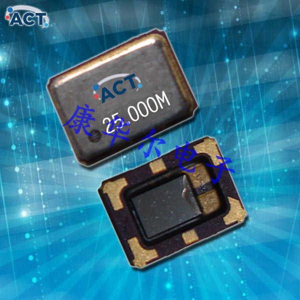 ACT晶振,温补晶体振荡器,TX25SE高性能晶振