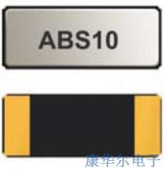 Abracon晶振,进口石英晶振,ABS10晶体
