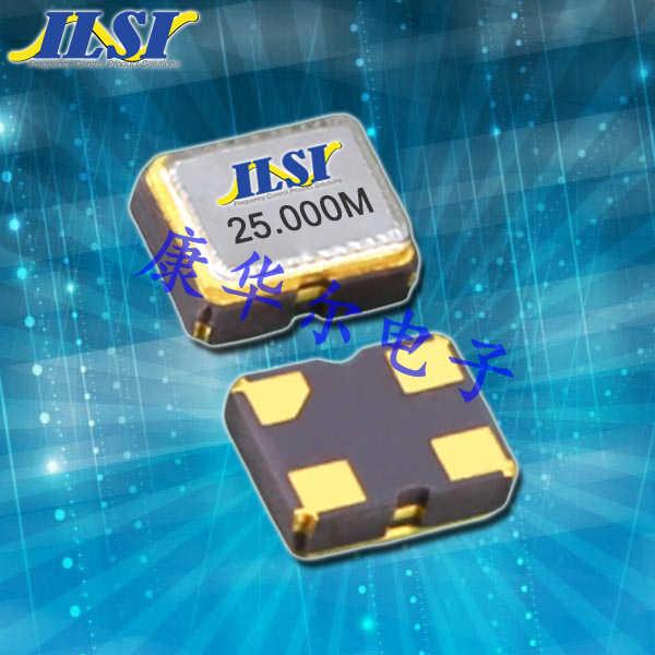 ILSI晶振,SPXO石英晶体振荡器,I787无铅晶振