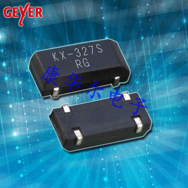 GEYER晶振,石英晶体谐振器,KX-327S晶体