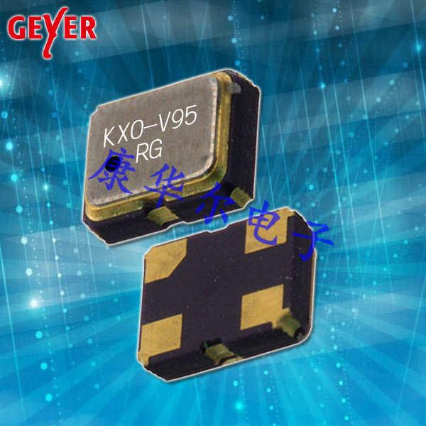GEYER晶振,进口石英晶振,KXO-V95低功耗晶体振荡器