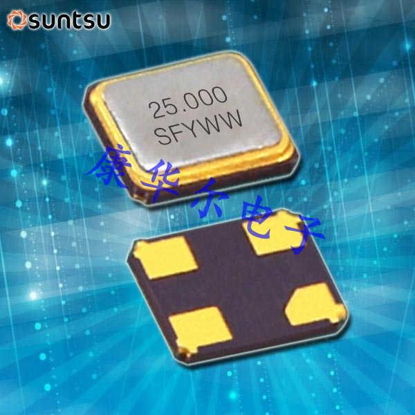 Suntsu晶振,石英晶体谐振器,SXT214晶体