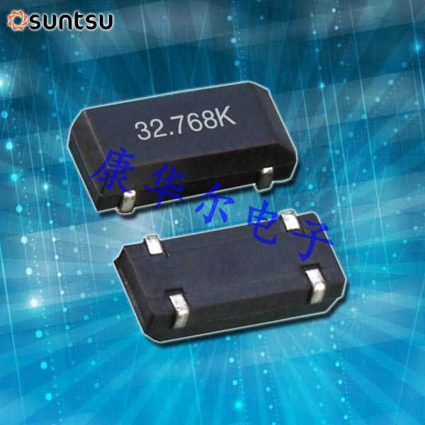 Suntsu晶振,石英晶体,SWS834晶振