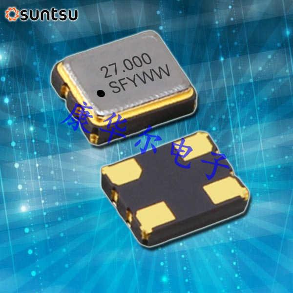 Suntsu晶振,压控晶振,SVC32C石英振荡器