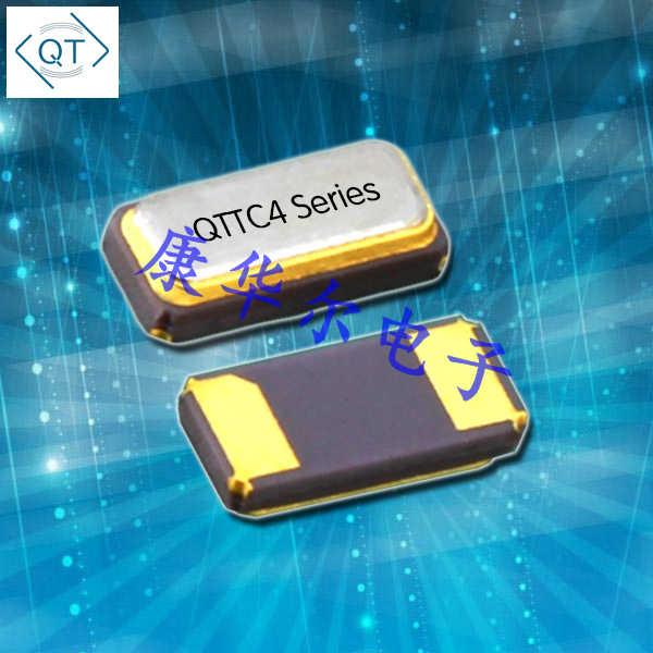Quarztechnik晶振,石英水晶振子,QTTC4晶振