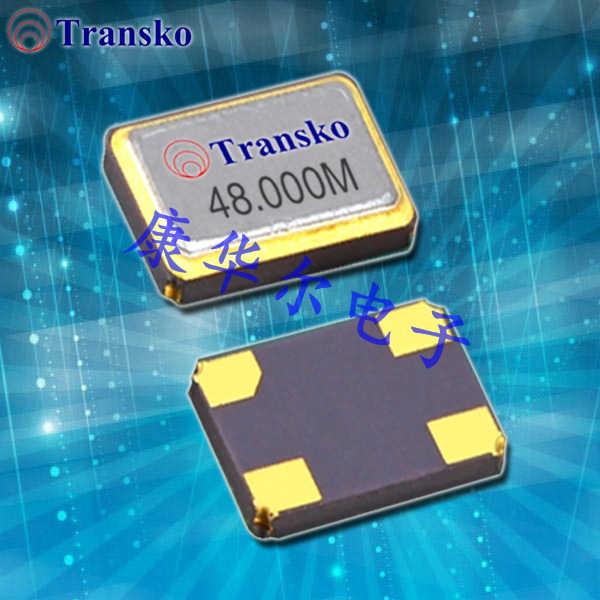 Transko晶振,贴片石英晶振,CS32晶体
