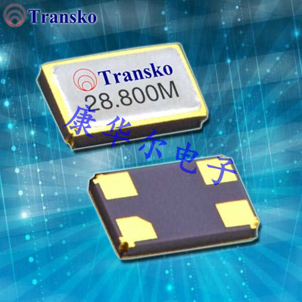 Transko晶振,高精密晶振,CS53A晶体
