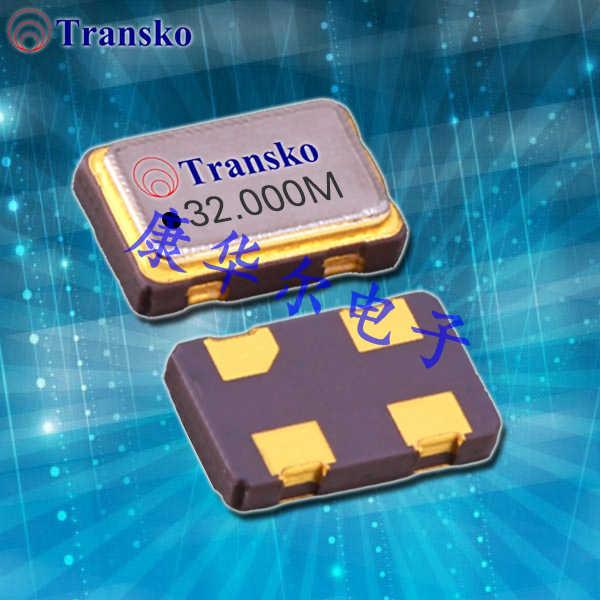 Transko晶振,石英晶体振荡器,TCP53有源晶振